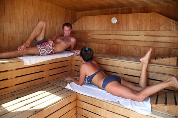 фото нудистская баня